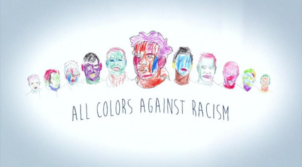 All Colors Against Racism #Fox Sports
